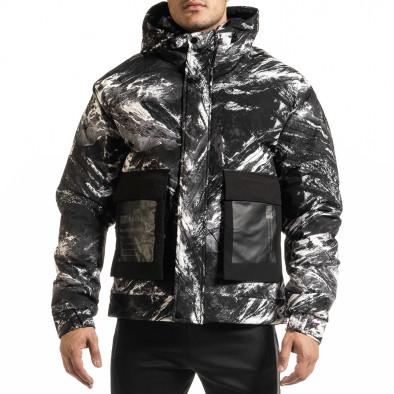 Функционално зимно камуфлажно яке SNOW it301020-11 2