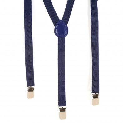 Мъжки сини тиранти it120214-67 4