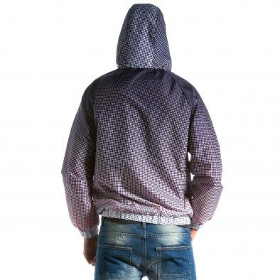 Мъжко пролетно яке в преливащи цветове it120214-45 3