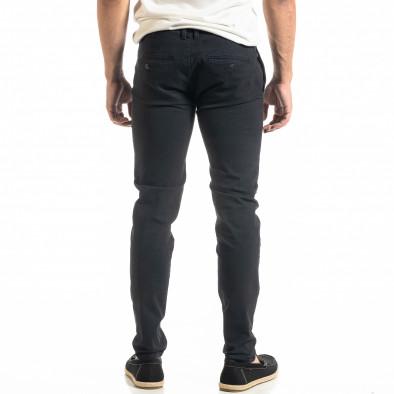 Slim fit Chino мъжки панталон тъмносин it020920-19 3