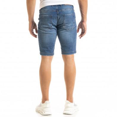 Мъжки сини къси дънки tr140520-3 3