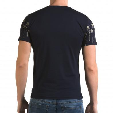 Мъжка тъмно синя тениска Armystar il120216-39 3