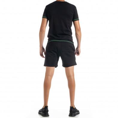 Черен мъжки спортен комплект Compass tr010720-5 3