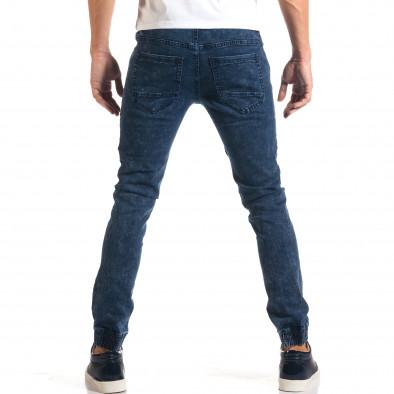 Мъжки дънки с ципове на джобовете it160916-6 3