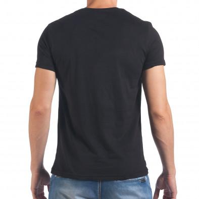 Мъжка черна тениска Bad Boy il060616-6 3