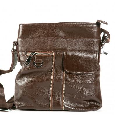Чанта през рамо 1176-brown 2