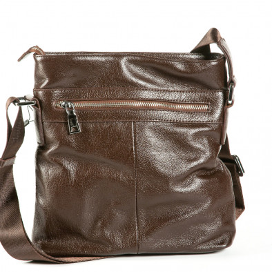 Чанта през рамо 1176-brown 3