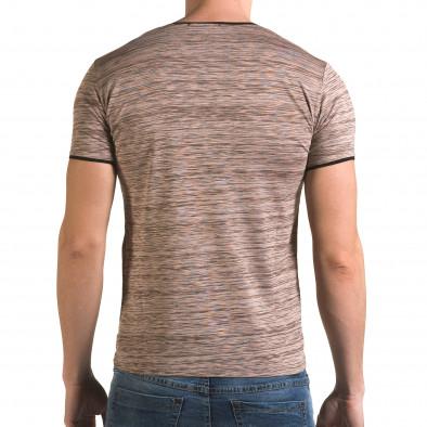 Мъжка розова тениска MCMXXIX il120216-37 3