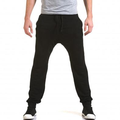Мъжки черни потури с изчистен дизайн Dress&GO 5