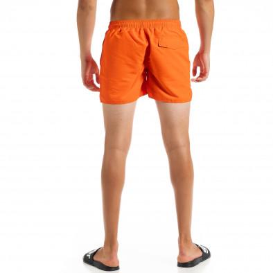 Basic мъжки оранжев бански it010720-36 3