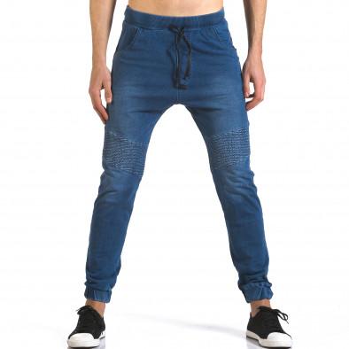 Мъжки потури син деним it110316-1 2