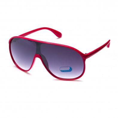Мъжки розови слънчеви очила маска it151015-15 2