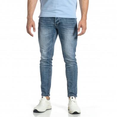 Мъжки сини дънки Vintage Capri fit it150521-38 3