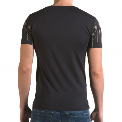 Мъжка сива тениска Armystar Lagos 4
