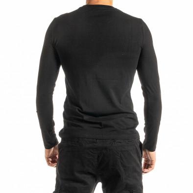 Мъжка черна блуза Jeans Sport it300920-45 3