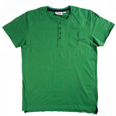 Мъжка тениска Marcus  с изчистен дизайн Marcus 3