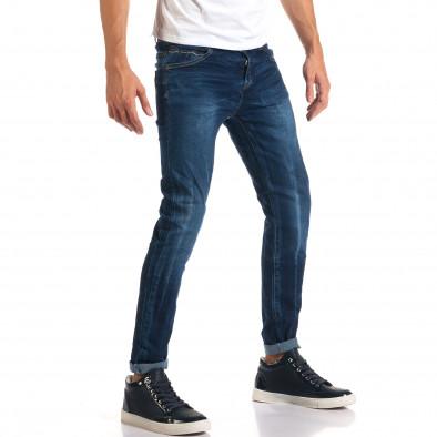 Мъжки дънки изчистен модел it160916-12 4