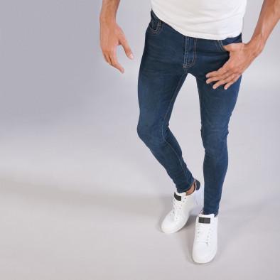 Skinny мъжки сини дънки it240818-41 2
