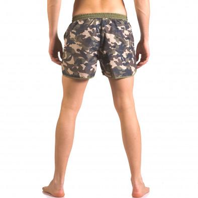 Мъжки бански тип шорти камуфлажни ca050416-2 3