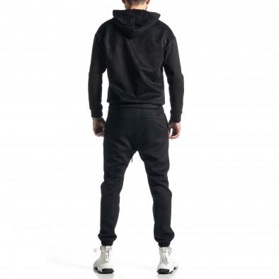 Мъжки спортен комплект изкуствен велур it010221-65 5