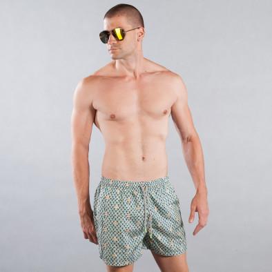 Мъжки бански с морски мотив it050618-63 2