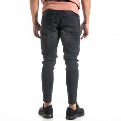 Мъжки черни дънки White Pink Paint  tr020920-7 3