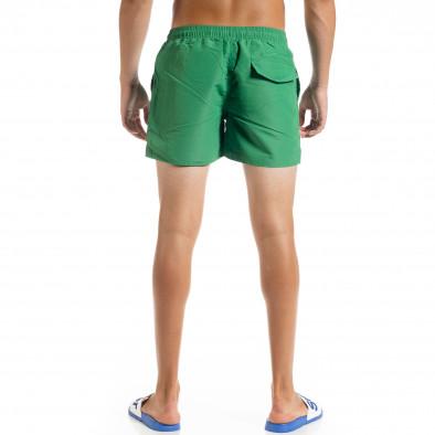 Basic мъжки зелен бански it010720-37 3