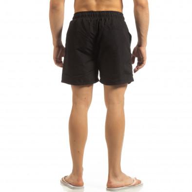 Мъжки бански Marshall в черно it090519-63 3