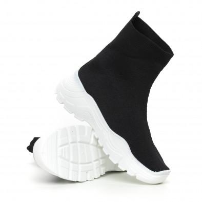 Basic Slip-on дамски маратонки бяла подметка it130819-44 4