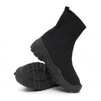 Basic Slip-on дамски маратонки черна подметка it130819-45 4