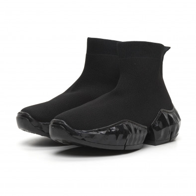 Гъвкави дамски маратонки тип чорап it260919-61 3