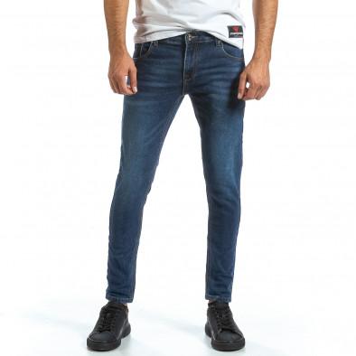 Basic Slim мъжки сини дънки it070921-5 2