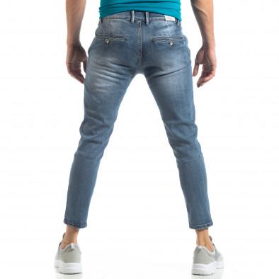 Сини мъжки дънки Carrot it210319-5 3