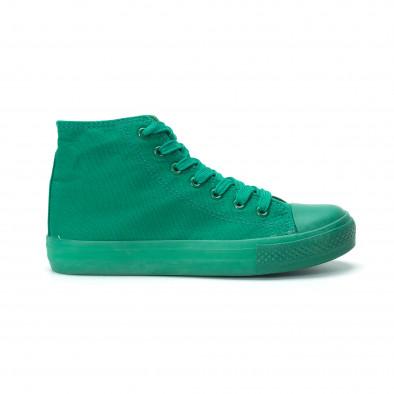 Дамски кецове в зелено it250119-77 2