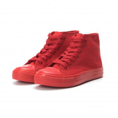 Дамски кецове в червено it250119-78 3