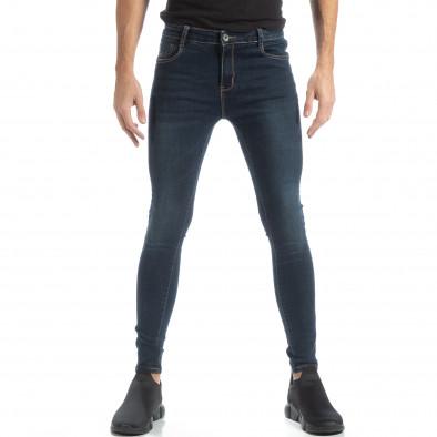 Мъжки Skinny Jeans от фин деним it051218-8 2