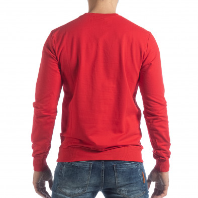Basic мъжка червена блуза it040219-92 3