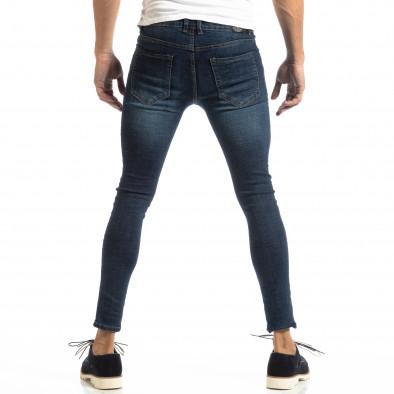 Skinny мъжки дънки в синьо it261018-13 4