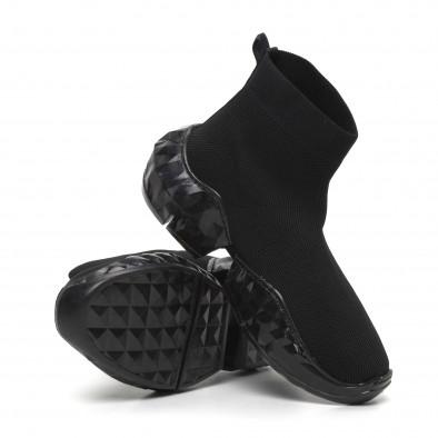 Гъвкави дамски маратонки тип чорап it260919-61 4