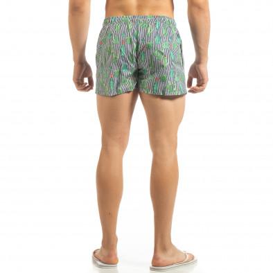 Мъжки син бански Cactus дизайн it090519-99 3