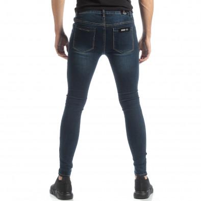 Мъжки Skinny Jeans от фин деним it051218-8 3