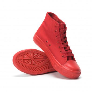 Дамски кецове в червено it250119-78 4