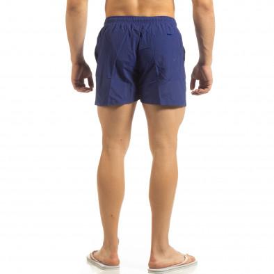 Basic мъжки бански в кралско синьо it090519-78 3