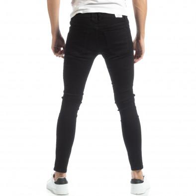 Basic мъжки черни дънки Skinny  it051218-4 3