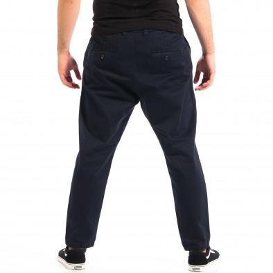 Мъжки син Cropped панталон lp060818-87 3