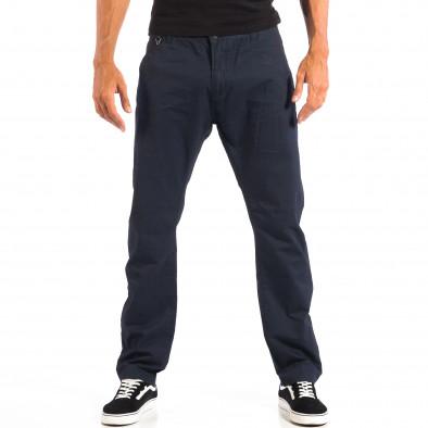 Mъжки син Regular панталон House lp060818-94 2