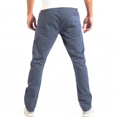 Мъжки дънки CROPP в сиво-синьо lp060818-41 3