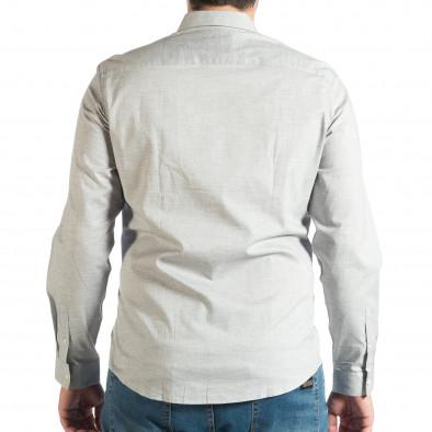 Мъжка риза с джобове RESERVED Regular fit lp290918-185 3