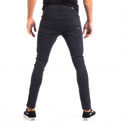 Мъжки син Skinny панталон CROPP lp060818-89 3