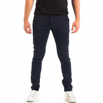 Мъжки тъмносин Chino панталон CROPP lp060818-126 2